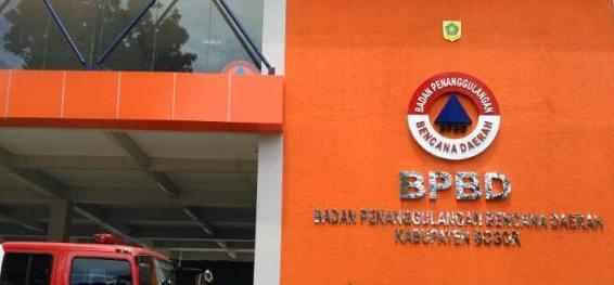 Kinerja BPBD Kabupaten Bogor