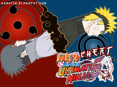 Cheat Naruto Ultimate Ninja 5 Ps2