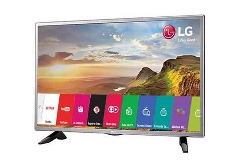 Dê de presente para sua mãe uma smart TV LG de 32 polegadas