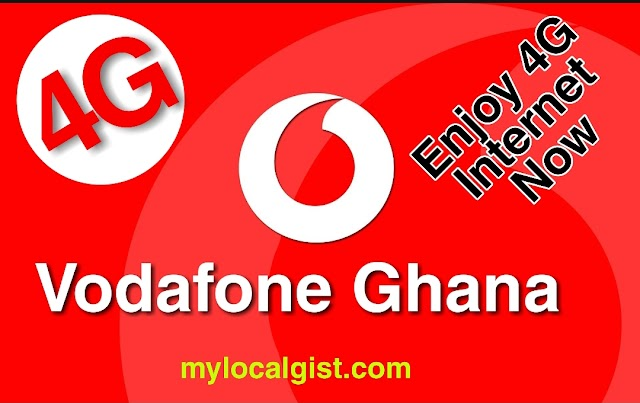 NOW ENJOY FASTER INTERNET SPEED WITH VODAFONE 4G