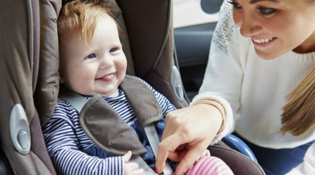 Regras quanto a cadeirinha de crianças no carro