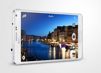 danh gia dien thoai Samsung Note 4