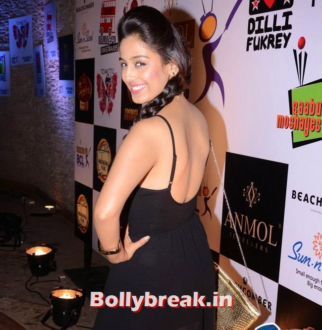 Srishti, Box Cricket League Success Party - Tv Babes as Guests
