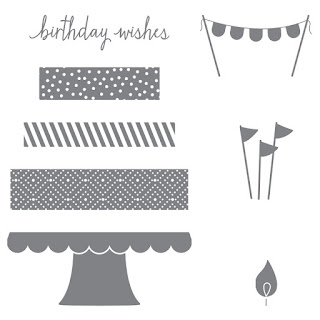 Build A Birthday - Simply Stamping with Narelle - available here - http://bit.ly/2lXAX0k