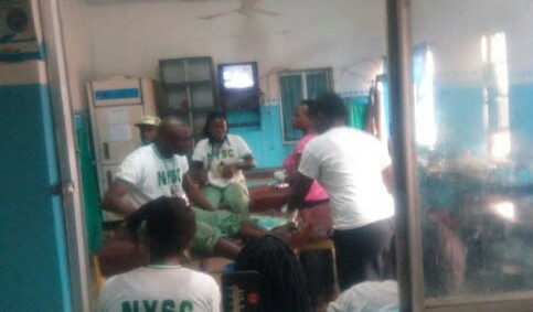 37 NYSC Members Involved In Accident After Leaving Camp