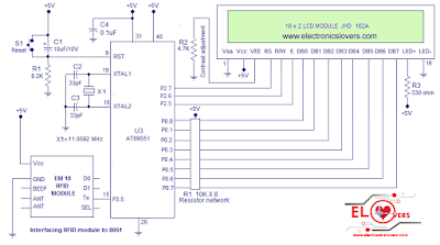 Microcontroller Based Projects - Electronics Lovers