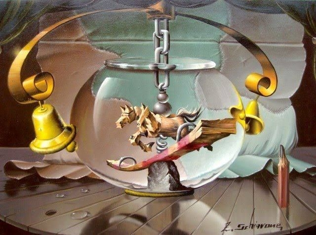 12-Evandro-Schiavone-Fantastic-Paintings-based-in-Surrealism