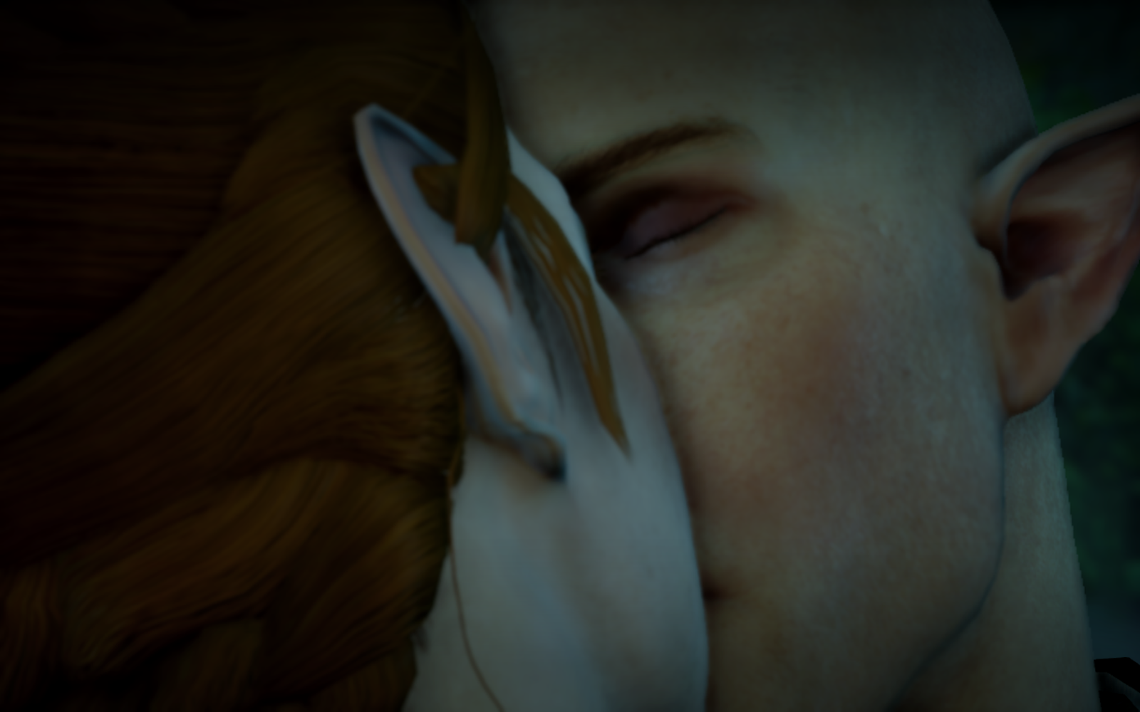 Dumped, Drunk and Dalish: Sex and Romance in Dragon Age