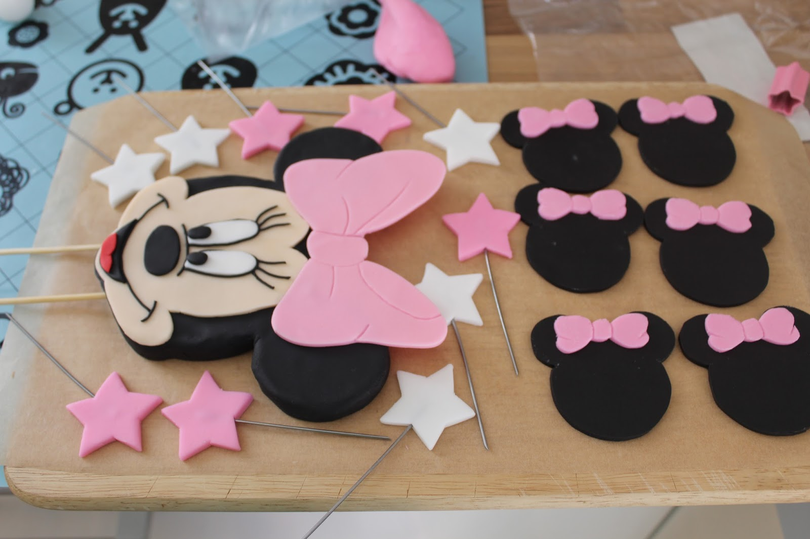 Theresas Backstube Minnie Mouse
