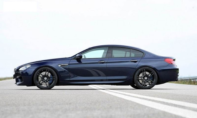 2016 BMW M6 Gran Coupe by G Power