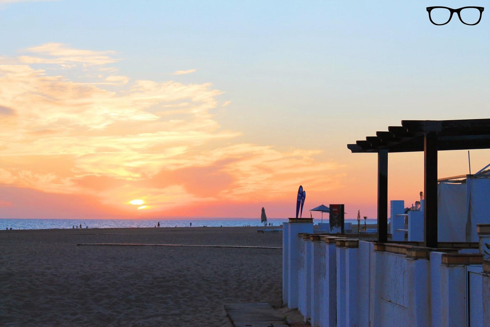 Playa Punta Umbría