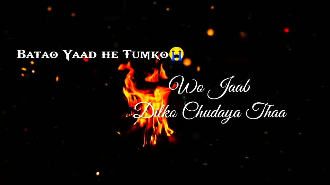 batao yaad hai tumko WhatsApp video status
