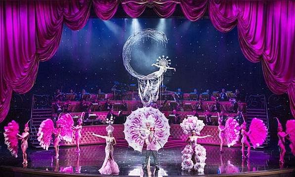 Steve Wynn's ShowStoppers em Las Vegas