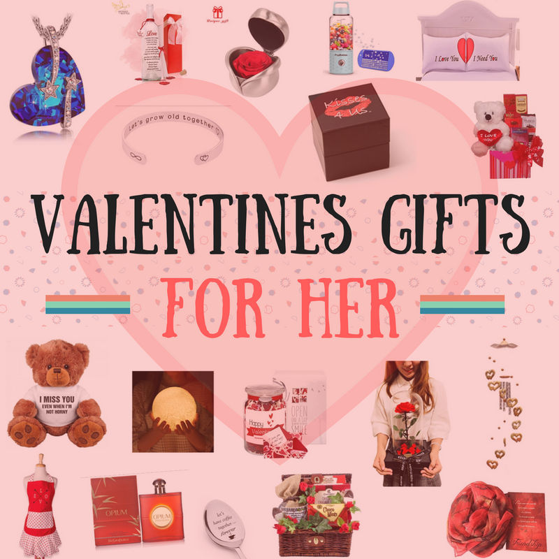 20 Best Valentines Day 2018 Gift Ideas for Her - Best Wishes and ...