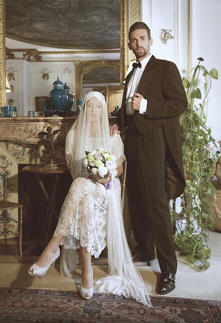 FANNY LIAUTARD créateur de robes de mariées