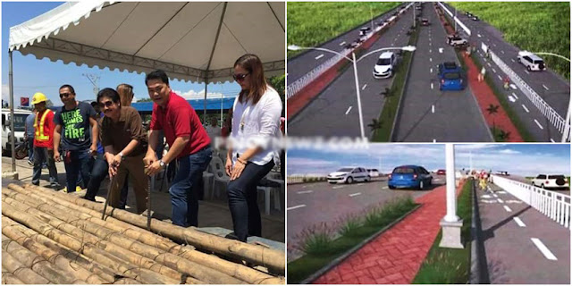DPWH Starts Construction Of P300 Million New Bacolod Economic Highway Road Project