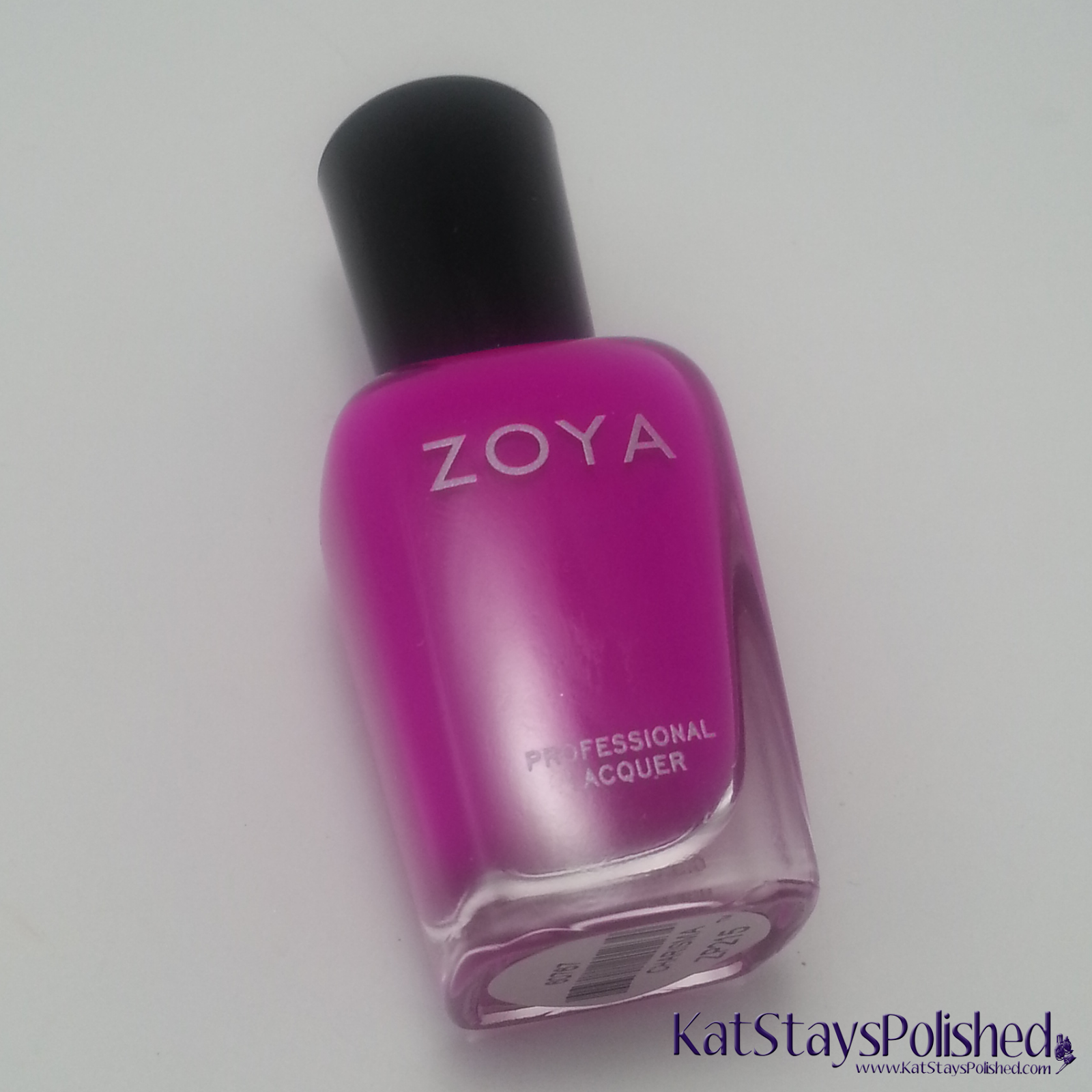 Prize from ColorSutraa: Zoya Charisma | Kat Stays Polished