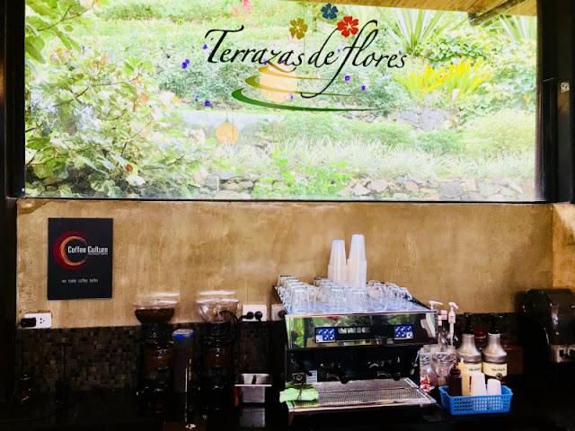 Terrazas de Flores Restaurant
