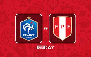 France vs Peru – Highlights & All Goals