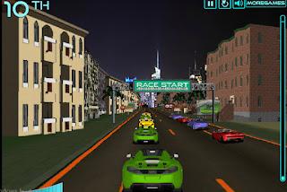 سباق الشوارع العاب سيارات