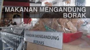 Makanan Yang Mengandung Boraks
