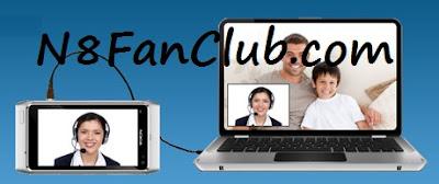High quality webcam for symbian^3 via epoccam lite usb webcam.