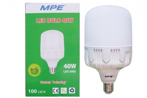 54k - Bóng đèn led BULB 40W giá sỉ và lẻ rẻ nhất