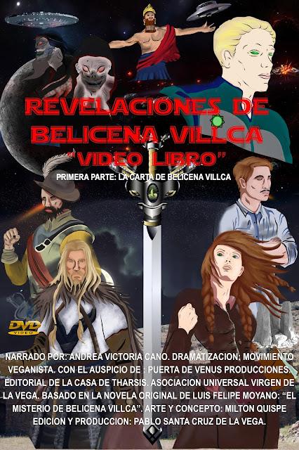 REVELACIONES DE BELICENA VILLCA - VIDEO LIBRO YOUTUBE