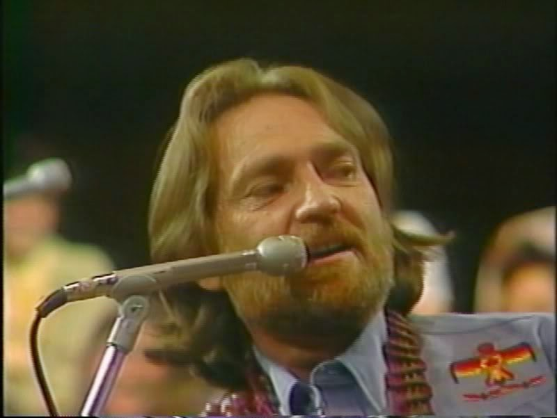 Turn Out Lights Willie Nelson