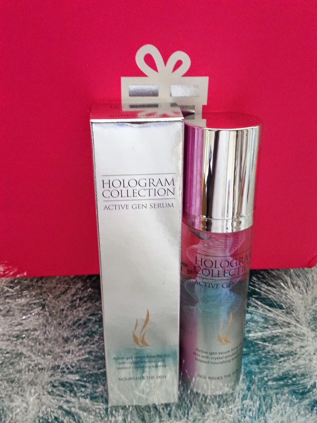 AHC Hologram Active Gen Serum