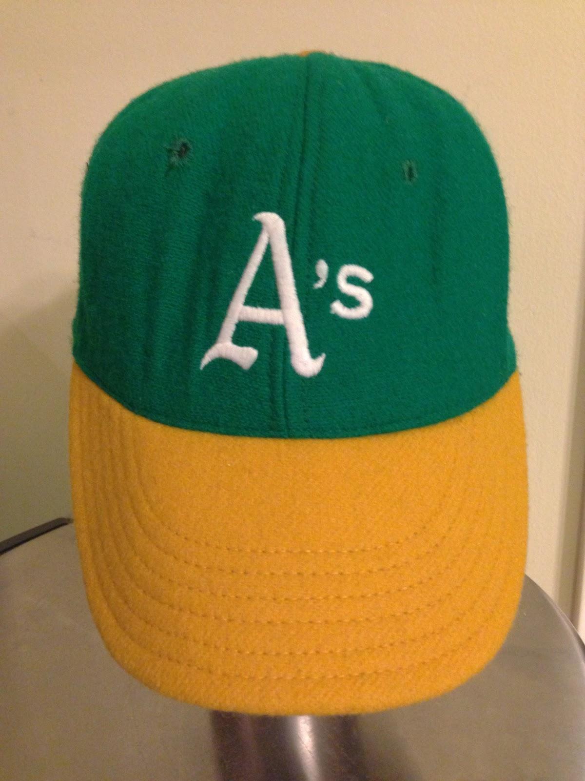 Cooperstown Ball Cap Co Caps 1972 Oakland A S