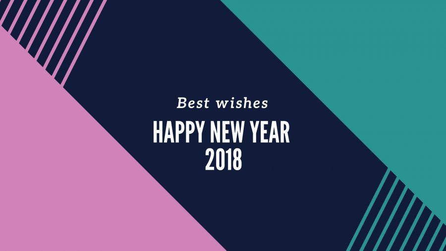 Happy New Year 2018 Wallpapers For Desktop