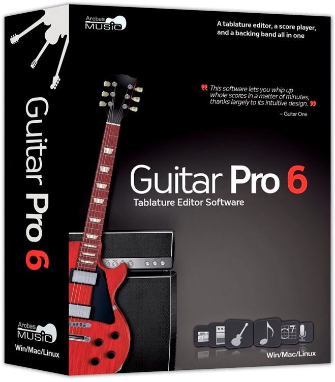 guitar pro 6 crack key