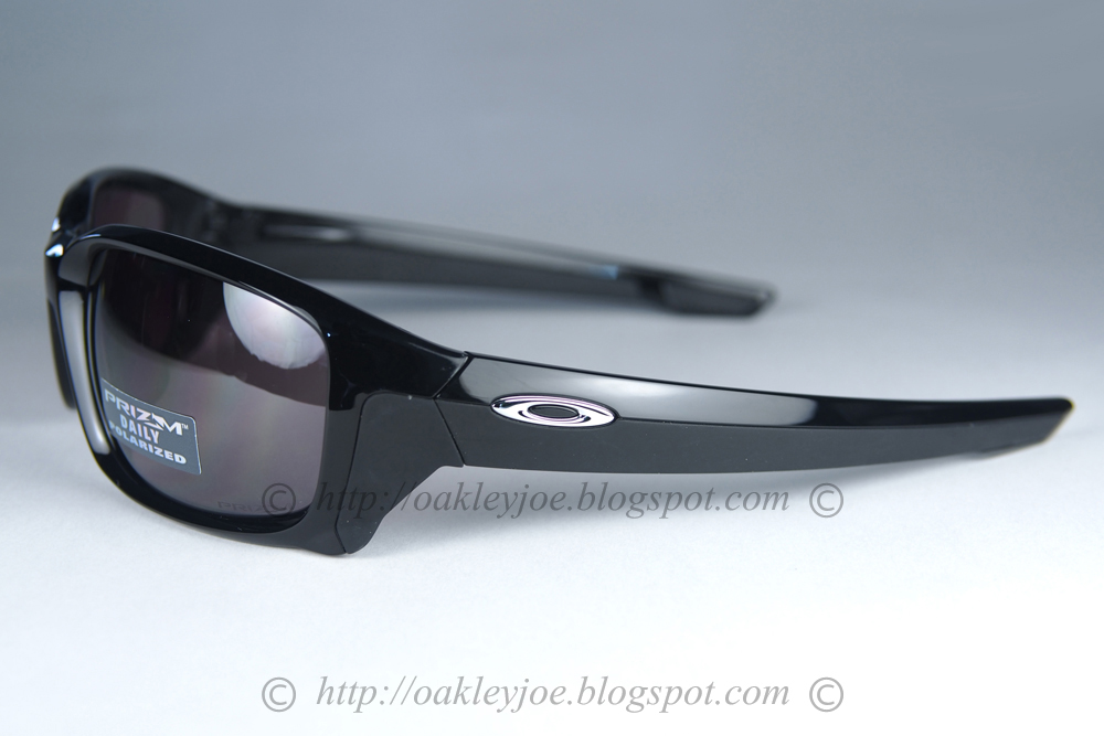 955099b8f1 OO9331-05 Straightlink matte black + prizm deep water polarized  280 lens  pre coated with Oakley hydrophobic nano solution