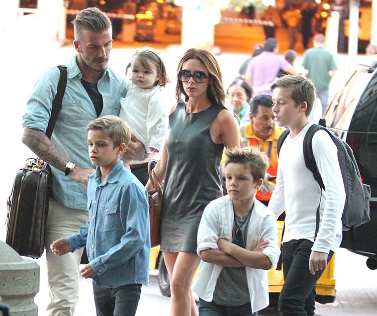 David Beckham Victoria bechkam relationship therapy