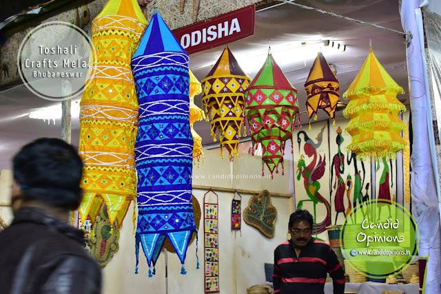 Toshali National Crafts Mela at Bhubaneswar