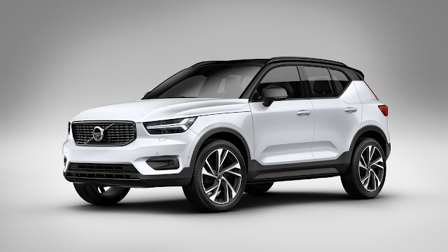 All New 2019 Volvo XC40 pic