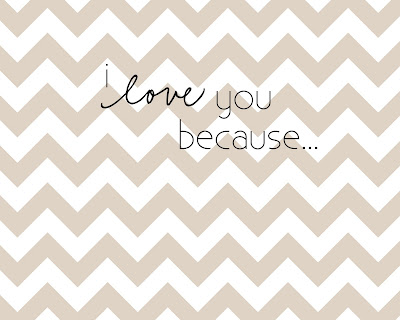 photograph relating to I Love You Because Printable named Existence Cute Lifetime: No cost Printable I Get pleasure from By yourself Since