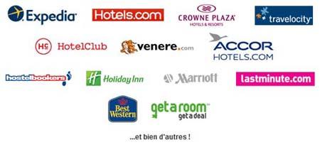 """Comparez le prix des hôtels avec Hotel.buzzpost.fr dans plus de 220 pays, en 40 langues et 120 devises. Nous référençons plus de 5 millions d'offres d'hôtels à travers plus de 120 000 destinations dans le monde. Nous avons aidé plus d'un million de voyageurs à choisir la meilleure solution d'hébergement et nous sommes prêts à faire pareil pour vous ! Au bout du compte, vous voulez juste savoir que vous avez réservé l'hôtel qui vous convient, au meilleur prix possible. Notre comparateur de voyage se base sur la disponibilité et les prix de tous les grands sites de voyage du monde, y compris Booking.com, Expedia, Hotels.com, Agoda, Venere, Lastminute et bien d'autres. Lorsque vous effectuez une recherche, nous vous montrons seulement les informations dont vous avez besoin. Nous vous garantissons également de vous trouver le meilleur prix d'hôtel avec notre """" Garantie du Meilleur Prix """". Si jamais vous trouvez un tarif plus compétitif en ligne après avoir effectué votre réservation auprès de l'un des sites listés sur notre comparateur, nous vous rembourserons la différence."""