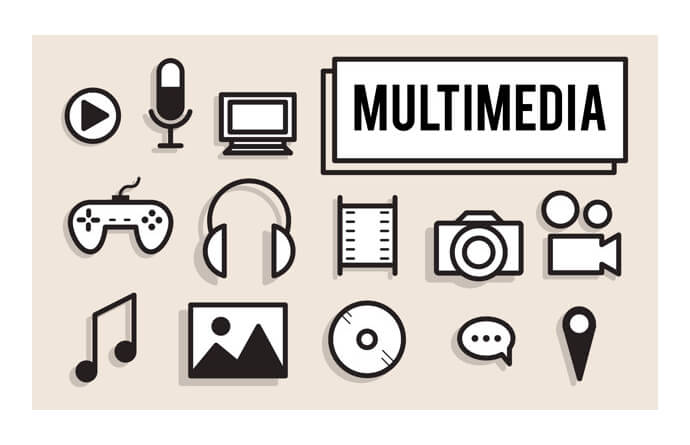 Multimedia ลูกเล่นที่ทำให้เว็บไซต์เจ๋งขึ้น