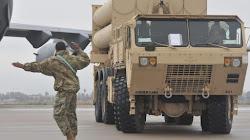 Quân đội Hoa Kỳ triển khai hệ thống phòng thủ Phi đạn THAAD cho Israel