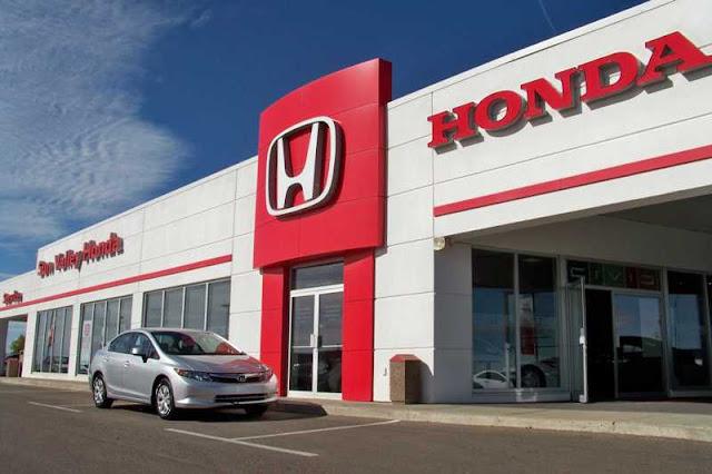 Diler terbaru Honda yang ke 123 terletak di kota Bogor