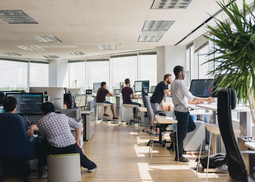 Keuntungan Dan Kerugian Tata Ruang Kantor Terbuka Open Plan