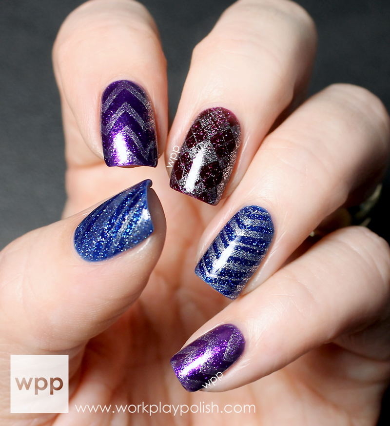 Zoya Zenith with Stamping