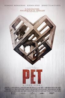 Watch Pet (2016) movie free online