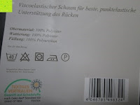 Pflege: Matratzentopper Viscoelastisch Matratzenauflage Visco Schaum 90x200cm-180x200cm - verschiedene Größen (140x200 cm)