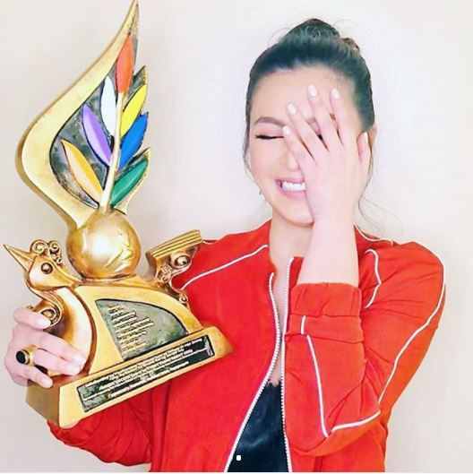 Angel Locsin's Excellence In 'Everything About Her' Was Recognized At The 2018 Ani Ng  Dangal Awards