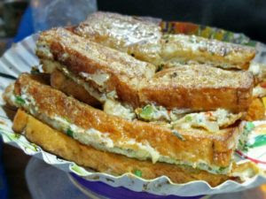 Sandwich The Cheap Street Cuisine of Mumbai