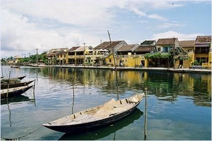 แม่น้ำทูโบน (Thu Bon River)