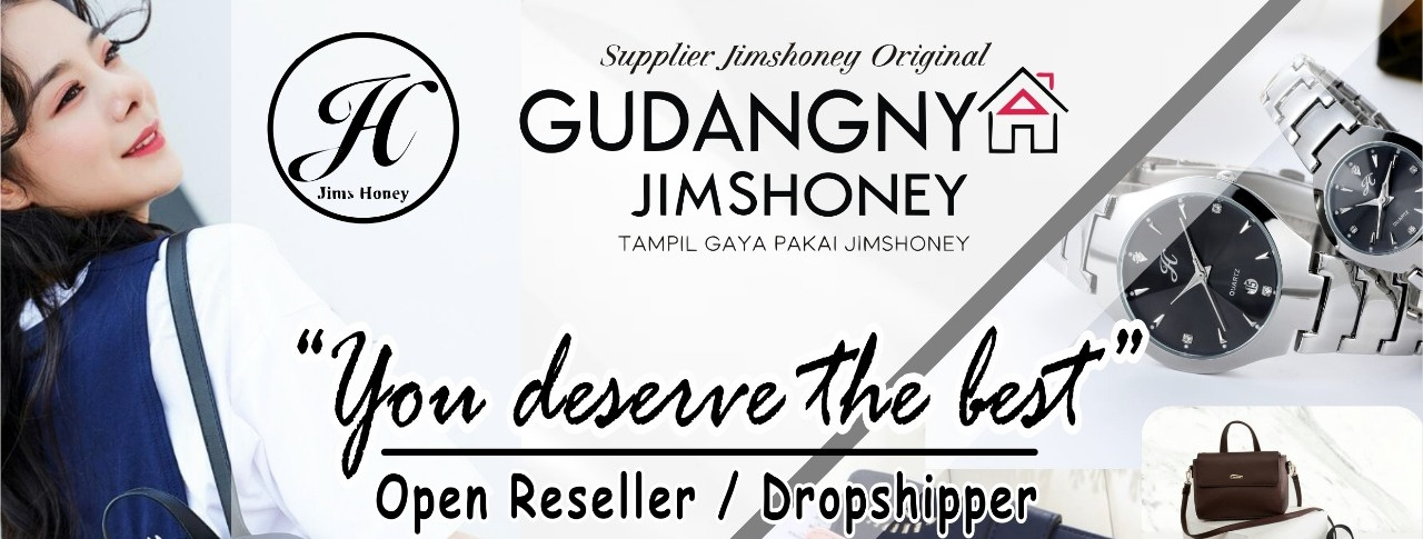 Reseller Dropshipper Jimshoney